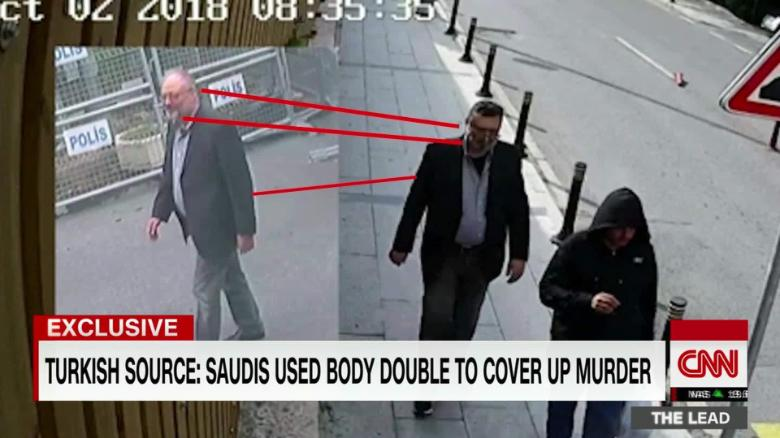 CIA Chief Reportedly Listens to Tape of Khashoggi's Death