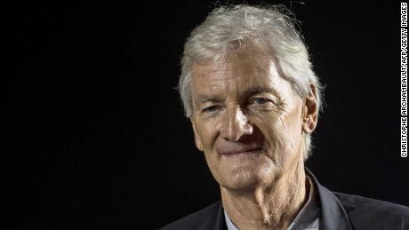 James Dyson is putting his company up against the likes of Tesla.