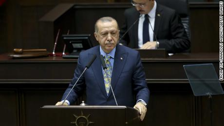 Erdogan says Saudi journalist's murder 'thoroughly planned'