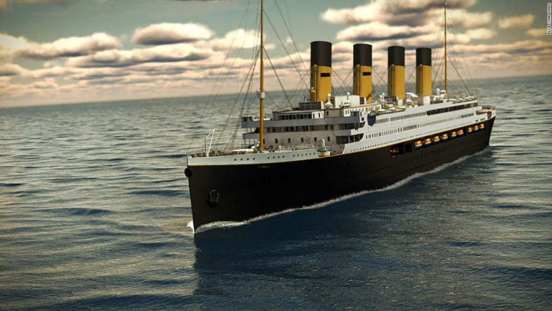 Titanic Ii S Maiden Voyage Might Be As Soon As 2022 Cnn Travel