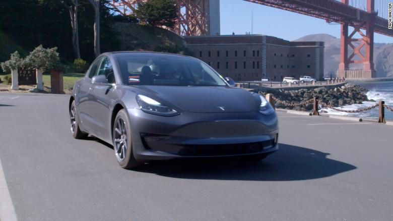 Tesla facing criminal investigation over Model 3 production, report says