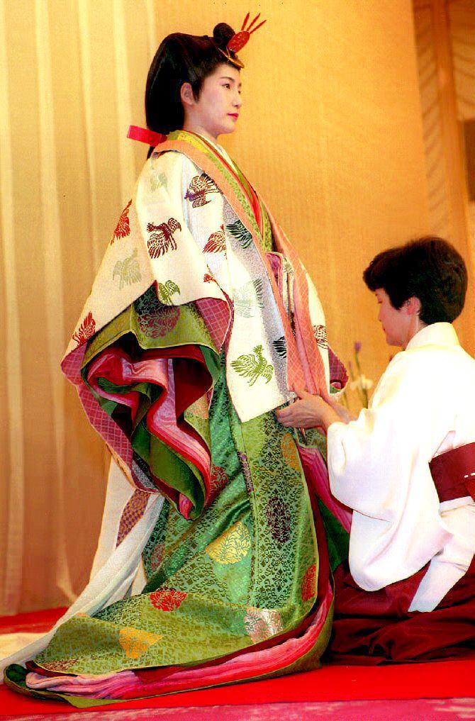 Japanese Wedding Kimono.Having Surrendered Her Royal Status What Will Princess Ayako Wear