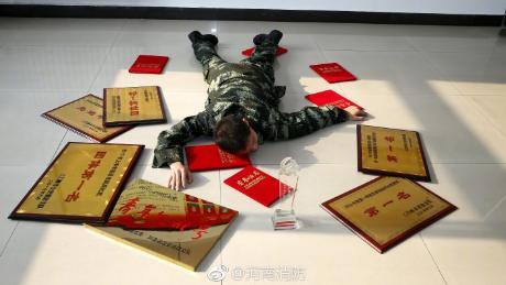 El gobierno de China está intentando secuestrar un meme viral para propaganda