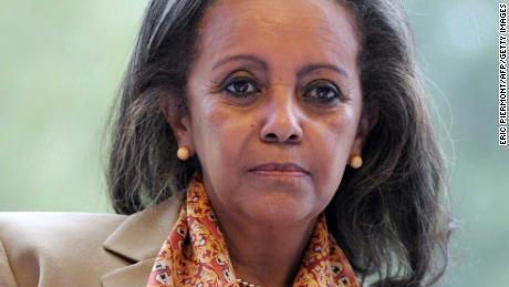 เอธิโอเปียแต่งตั้งประธานาธิบดีหญิงคนแรก