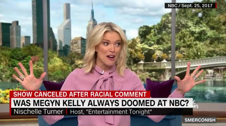 It's official: Megyn Kelly is out of NBC