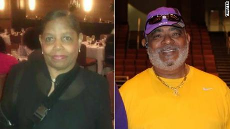 Vickie Jones, 67, and Maurice Stallard, 69, were killed by Gregory Bush on October 24, 2018.