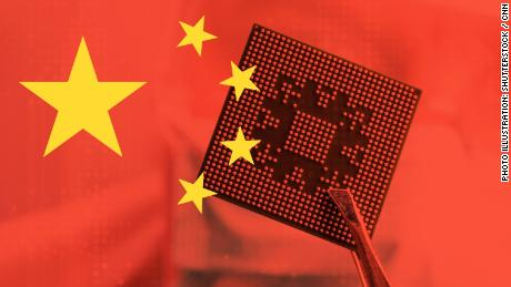 US strikes at the heart of China's tech ambitions with chipmaker ban