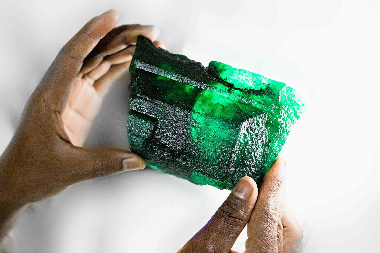 Forest Green Emeralds Precious Gemstones Natural Zambian Emerald Gemstone Real Gemstone Beautiful 100/% Natural Zambian Emerald