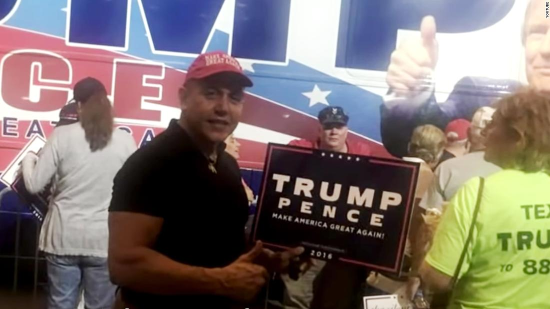 Cesar Sayoc: Pipe bomb suspect describes Trump rallies as 'new found drug' - CNN