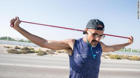 Extreme plants and fitness: How one man added years to his life