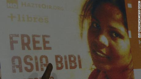 Asia Bibi's lawyer flees Pakistan in fear for his life, associate says