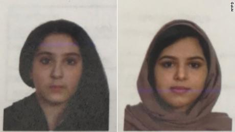 Tala Farea, 16, and Rotana Farea, 22, were found dead last week.
