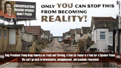 Essex seaside village outraged after being used in pro-Trump campaign advert