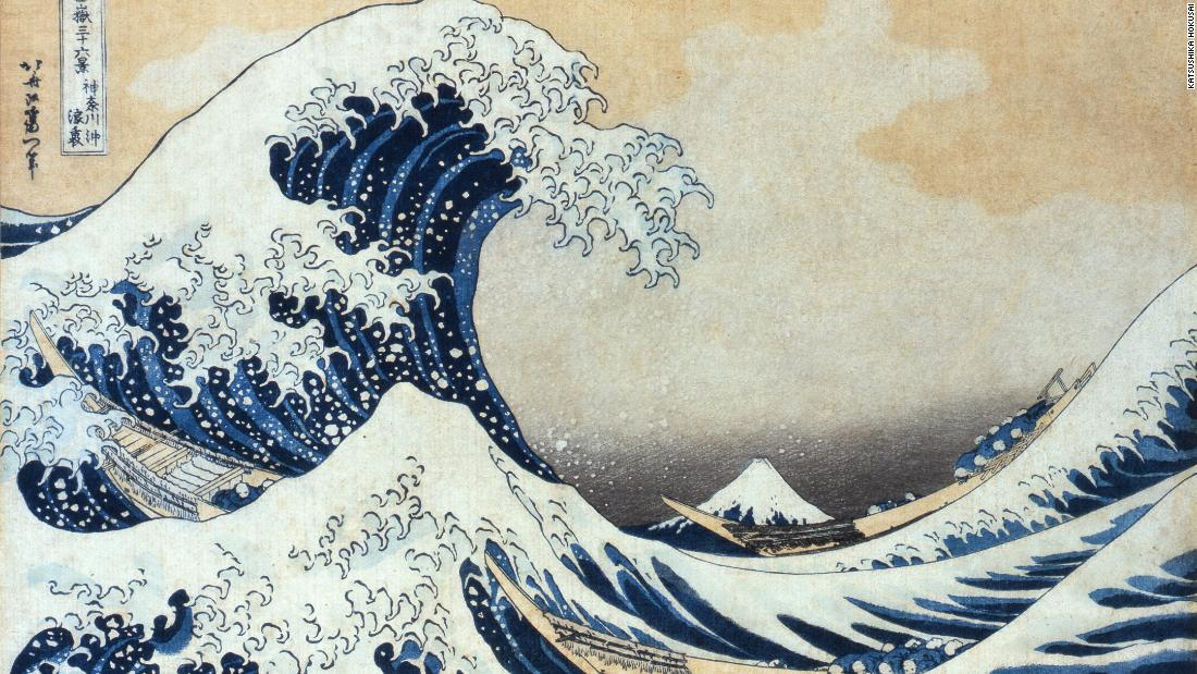 Why the 'Great Wave' has mystified art lovers for generations