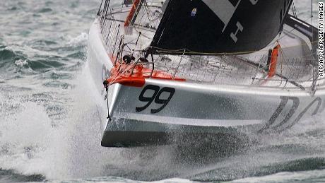 Sailor Alex Thomson on how 'car crash' image keeps him on even keel