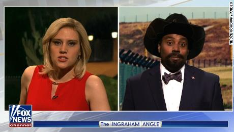 SNL Cold Open Parodies Fox News Coverage of Immigrant