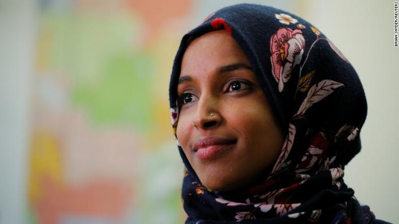 Trump says Omar should resign after supposed anti-Semitic tweets