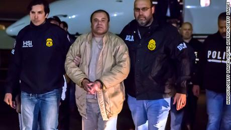 'El Chapo' Guzman accused in court documents of having sex with young girls