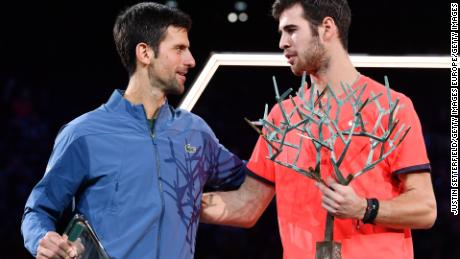Nadal pulls out of ATP Finals, Djokovic to end year atop rankings