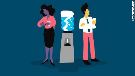 L'argument contre avoir des amis proches au travail