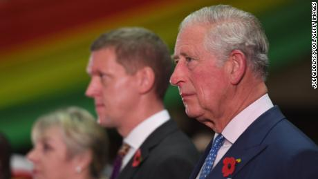 Prince Charles condemns modern slave trade