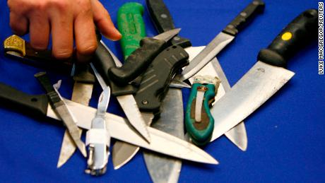 12-year-olds suspected of carrying knives could be jailed and banned from social media