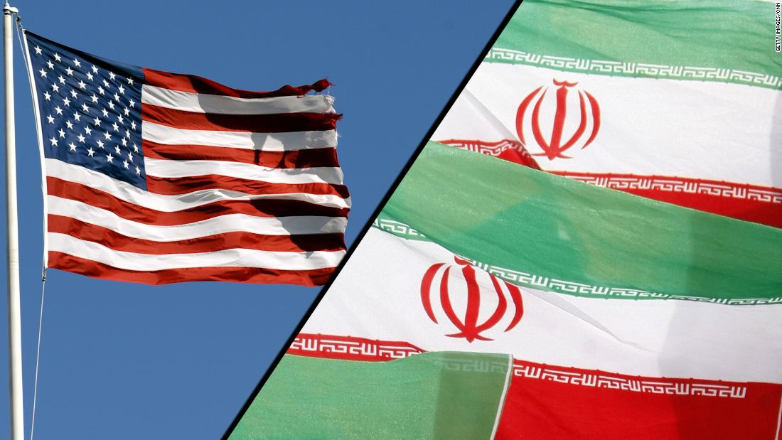 Iran sanctions a US citizen, prompting a stern response from the State Department - CNN