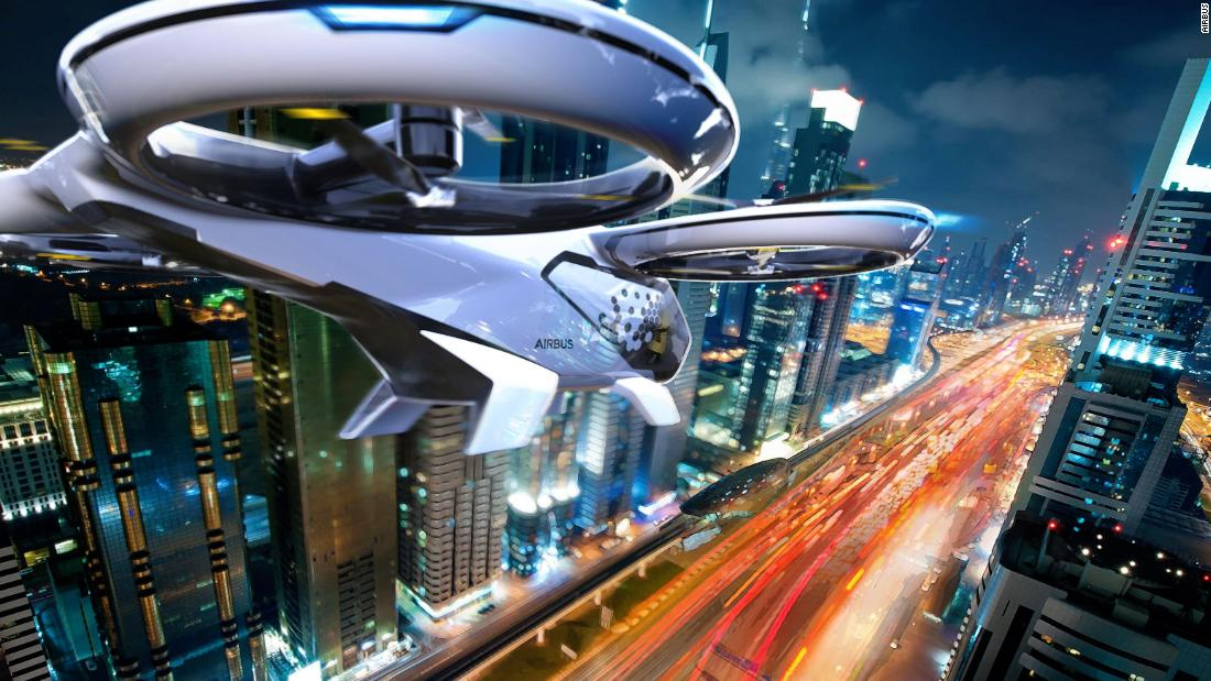Police In Dubai Are Trialing The Use Of Hover Bikes