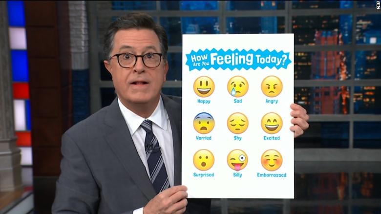 Late night comedians react to split Congress