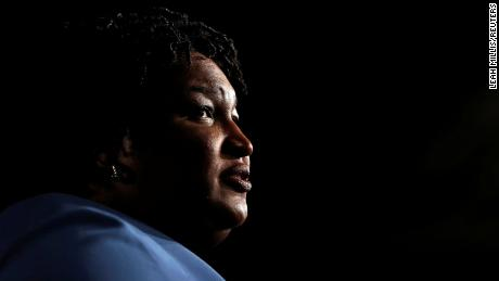 Stacey Abrams lost to now-Governor Brian Kemp in a 2018 gubernatorial race that was centered around the fight over voting rights.