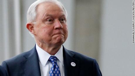 Democrats call 'hearing' as critic of Russian Federation probe replaces Sessions