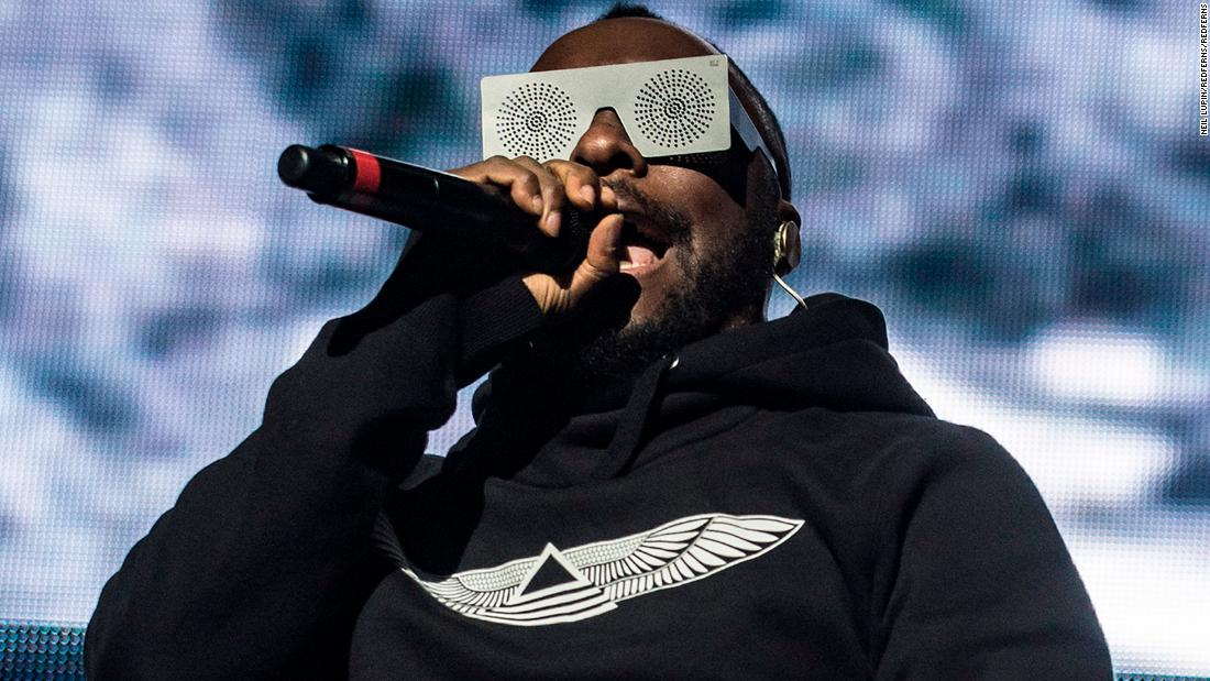 Masters of the Sun: Will.i.am's augmented reality revolution - CNN Style
