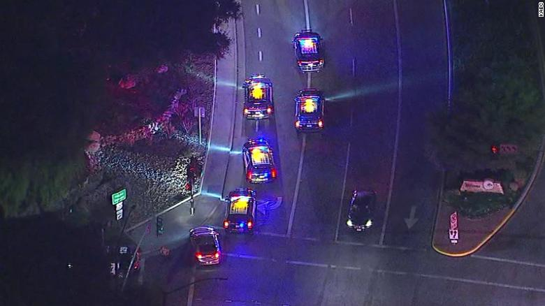 Multiple injuries at mass shooting at Southern California bar in Thousand Oaks