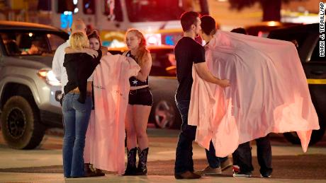 Thousand Oaks victims include college student and law enforcement officer