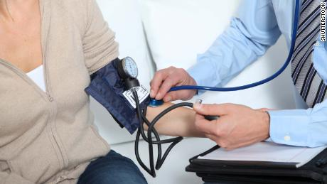 According to a study, high blood pressure and smoking increase the risk of heart attack in women