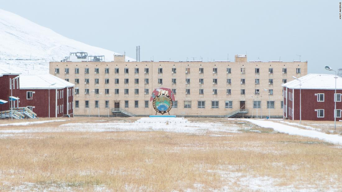 This Russian ghost town hosts a unique concert