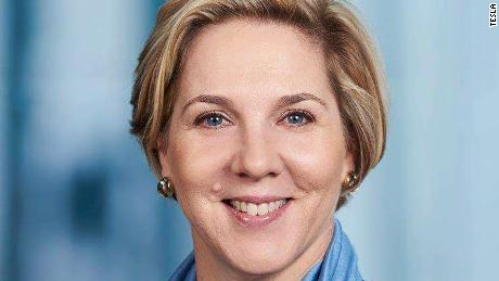 Tesla names Robyn Denholm as its new chairwoman, replacing Elon Musk