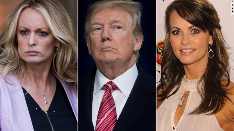 Trump Played Integral Part in Hush Payments to Stormy Daniels & Karen McDougal