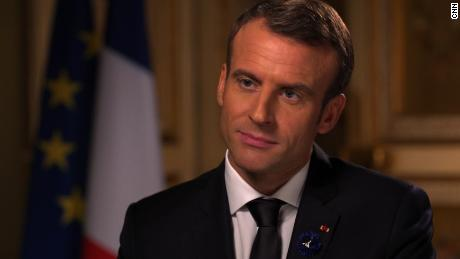 ZAKARIA: But obviously your expression about the European Army irritated President Trump -- he tweeted something about it. Do you think that there is an inevitable clash here? Are you--  MACRON: No. We had a very good discussion this morning and he confirmed in front of the press that he was OK. I think--   ZAKARIA: Does that mean that his tweet was a mistake? What--   MACRON: I don't know, I'm not the one to comment his tweet. I always prefer having direct discussion or answering questions at making my diplomacy through tweets. But I think we had a very clear discussion. He is in favor of a better burden-sharing within NATO. I agree with that. And I think that in order to have a better burden-sharing, all of us do need more Europe. And I think the big mistake--to be very direct with you--what I don't want to see is European countries increasing the budget in defense in order to buy Americans' and other arms or matériels coming from your industry. I think if we increase our budget, it's to have to build our autonomy...