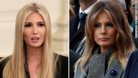New book from first lady's former confidant gives behind-the-scenes look at tensions between Melania and Ivanka Trump