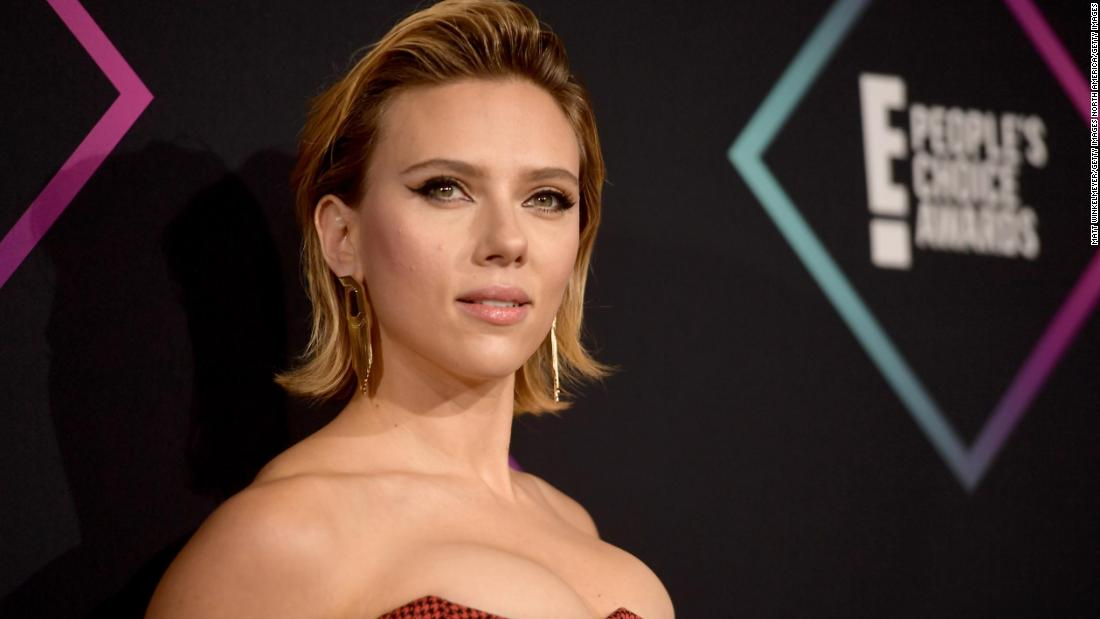 Scarlett Johansson is right about one thing (Opinion) - CNN