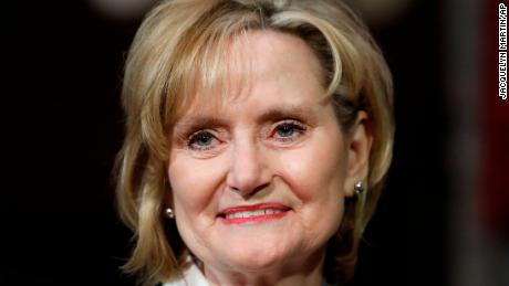 Mississippi Sen. Cindy Hyde-Smith pushed a resolution praising Confederate Soldier's effort to defend his country's # 39;