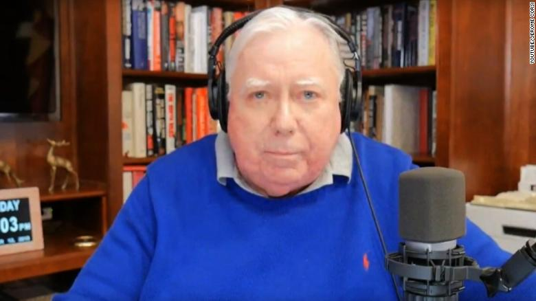 Roger Stone's Associate Jerome Corsi Says He Expects To Be Indicted
