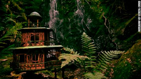 The story behind mystery miniature fairy houses on Isle of Man