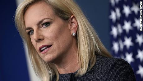 DHS Secretary Nielsen holds 'emergency' call with Trump's Cabinet to discuss southern border