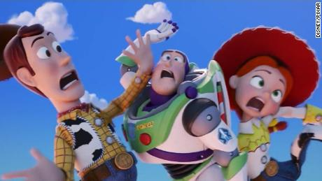 First 'Toy Story 4' trailer introduces new toy called 'Forky'