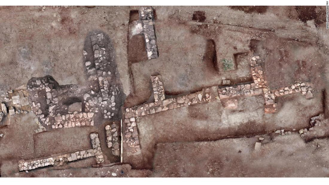 Greek archaeologists uncover first remnants of ancient city of Tenea