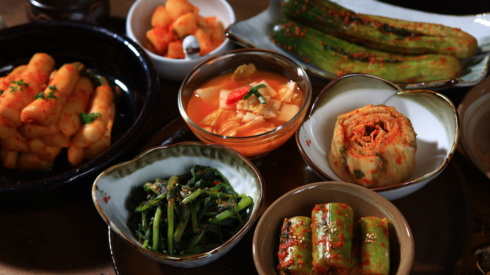 Korean food trends sample essay
