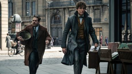 The crimes of Grindelwald & # 39; Takes place in a stormy Paris in 1927.