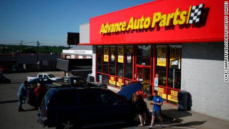 Advance Auto Parts has put in place a fast logistics network to meet the needs of its customers. the need for parts.